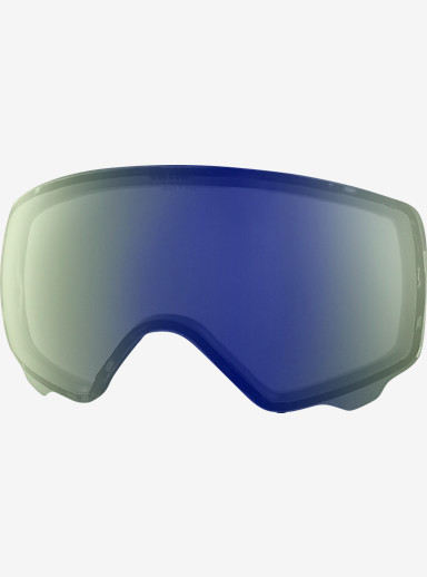 anon. WM1 Goggle Lens shown in Blue Lagoon