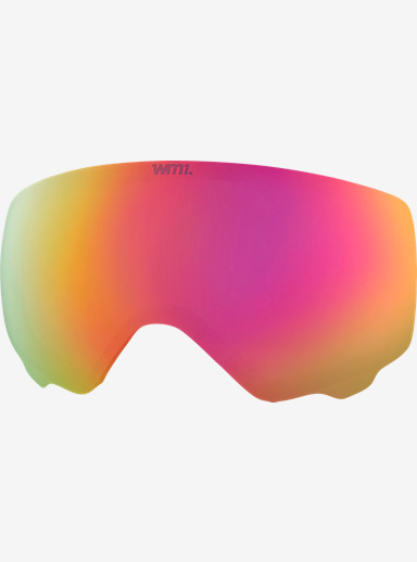 anon. WM1 Goggle Lens shown in Pink Cobalt