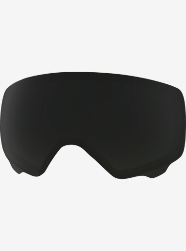 anon. WM1 Goggle Lens shown in Polarized Smoke
