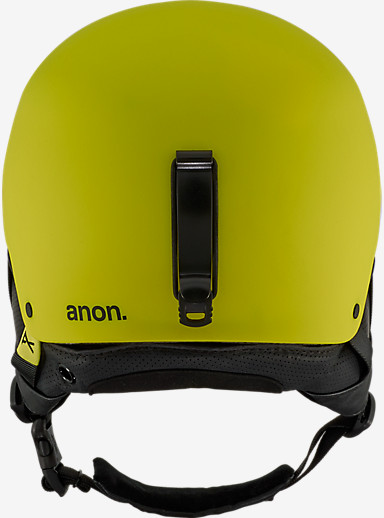 anon. Blitz Helmet shown in Yellow