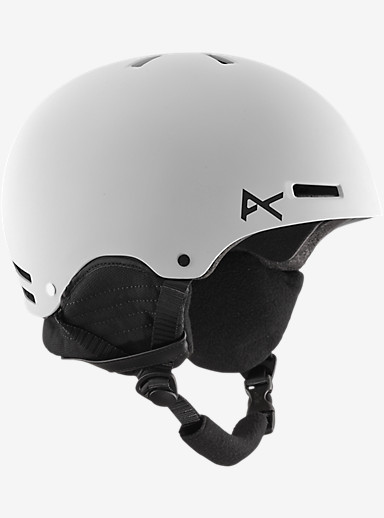 anon. Raider Helmet shown in White