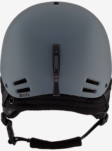 anon. Raider Helmet shown in Dark Gray