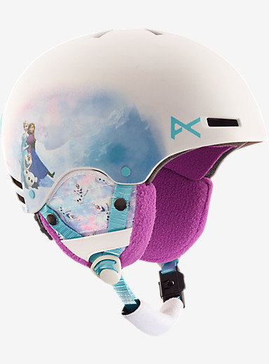 Disney Frozen Rime Helmet by Anon shown in Frozen (A2) © Disney
