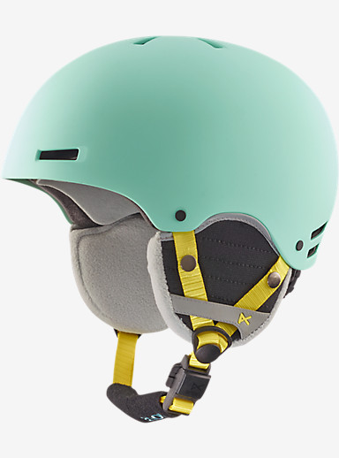anon. Girls' Rime Helmet shown in Mermaid