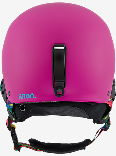 anon. Aera Helmet shown in Glitchy Pink