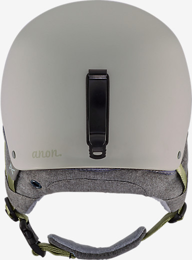 anon. Aera Helmet shown in Crafty Gray