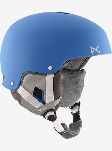 anon. Lynx Helmet shown in Morpho Blue