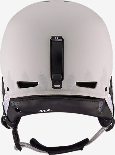 anon. Lynx Helmet shown in White