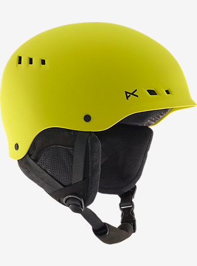 anon. Talan Helmet shown in Yellow