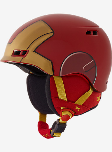Marvel® x anon. Boys' Burner Helmet shown in Iron Man™ (A2) ©2014 MARVEL