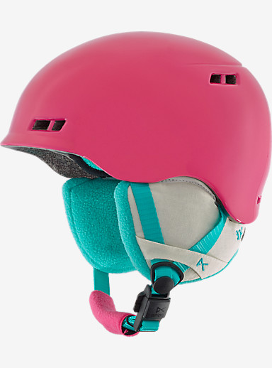 anon. Girls' Burner Helmet shown in Love Pink