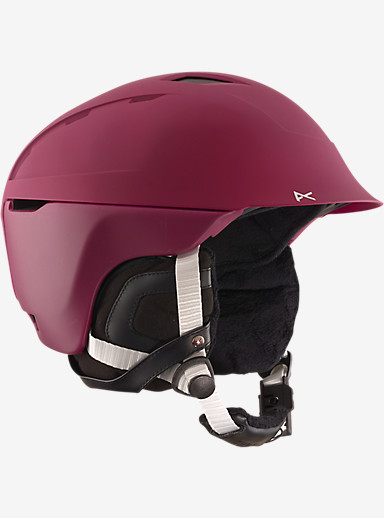 anon. Galena Helmet shown in Merlot Purple