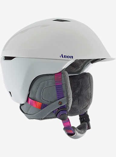 anon. Galena Helmet shown in Aura White