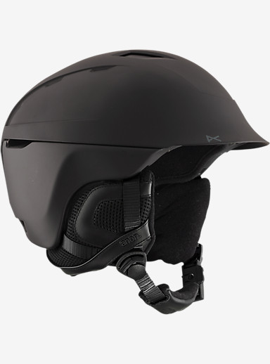 anon. Thompson Helmet shown in Black