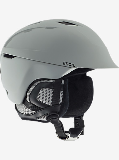 anon. Thompson Helmet shown in Gray
