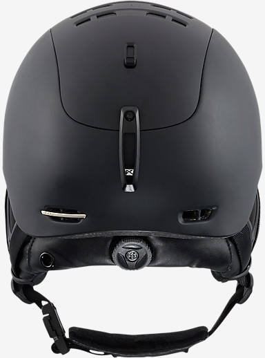 anon. Nelson Helmet shown in Black