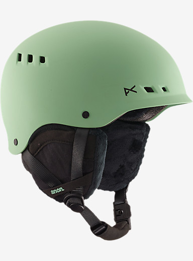 anon. Wren Helmet shown in Sea Foam Green