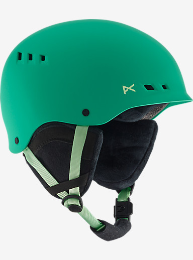 anon. Wren Helmet shown in Seacrest Green