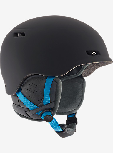 anon. Rodan Helmet shown in Black / Blue