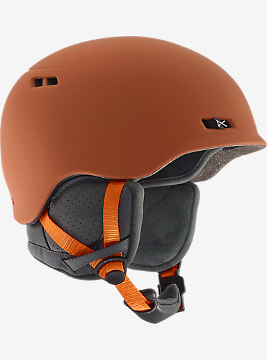 anon. Rodan Helmet shown in Orange
