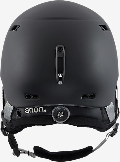 anon. Griffon Helmet shown in Black