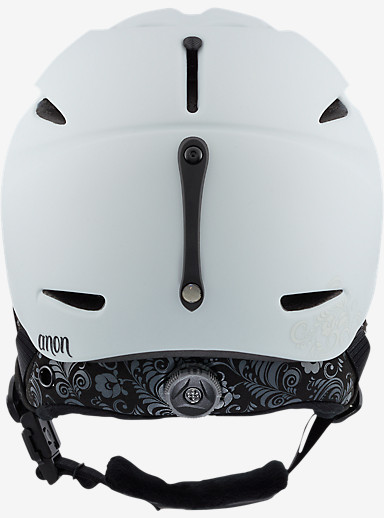 anon. Keira Helmet adorned with crystals from Swarovski® shown in Swarovski® White (A2)