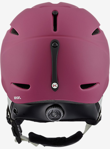 anon. Keira Helmet shown in Merlot Purple