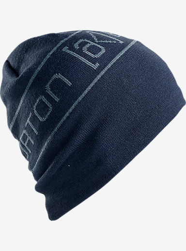 Burton [ak] Tech Beanie shown in Eclipse