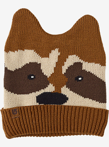 Burton Mini Beanie shown in Raccoon