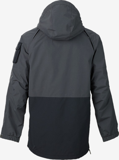 Analog Highmark GORE-TEX® Anorak Jacket shown in Black / Faded