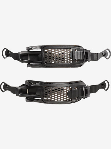 Burton Smackdown Toe Strap shown in Black