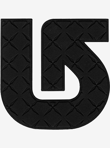 Burton Foam Stomp Pad shown in Black