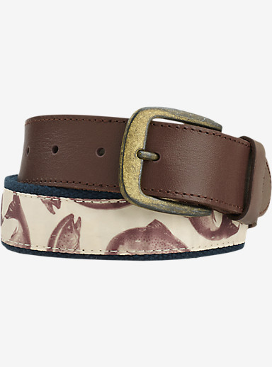 Burton Bradley Belt shown in Haulin Trout