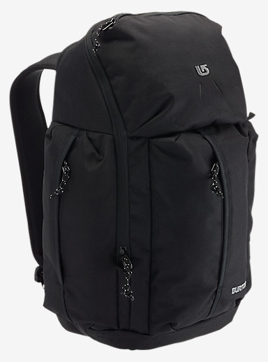 Burton Cadet Backpack shown in True Black