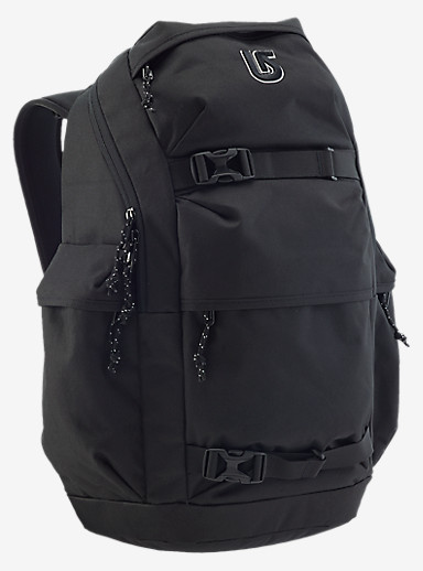 Burton Kilo Backpack shown in True Black