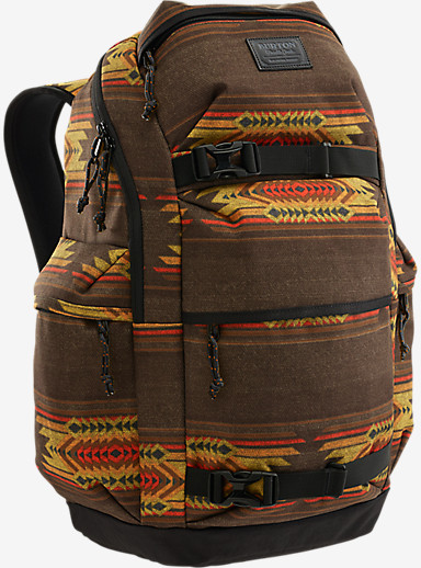 Burton Kilo Backpack shown in Sierra Print
