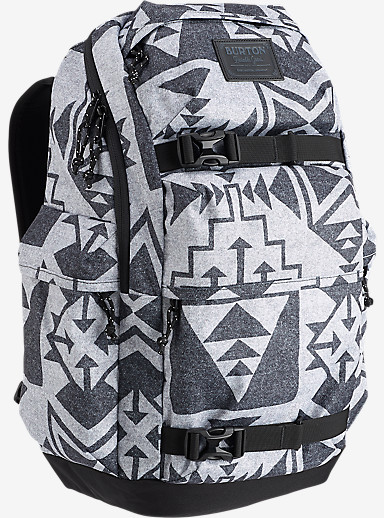 Burton Kilo Backpack shown in Neu Nordic Print