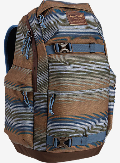 Burton Kilo Backpack shown in Beach Stripe Print