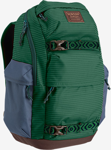 Burton Kilo Backpack shown in Soylent Crinkle [bluesign® Approved]