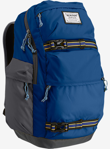 Burton Kilo Backpack shown in True Blue Honeycomb