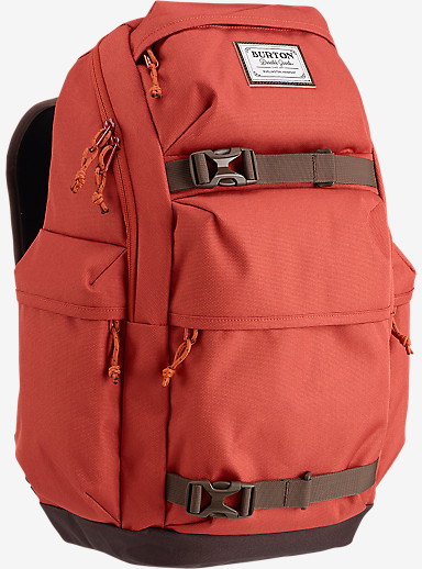 Burton Kilo Backpack shown in Burnt Ochre [bluesign® Approved]