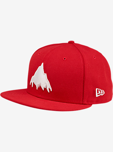 Burton You Owe New Era Hat shown in Chili Pepper