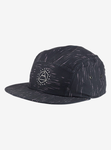 Burton Rainfly Hat shown in True Black Rain