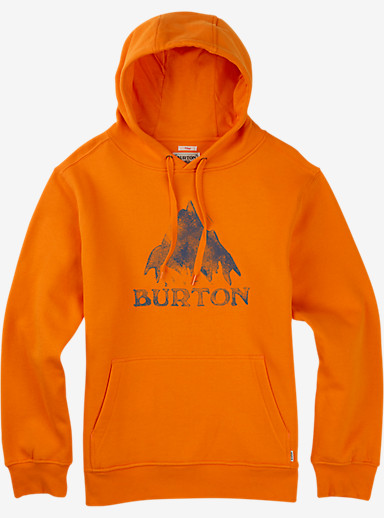 Burton Classic Mountain Pullover Hoodie shown in Maui Sunset