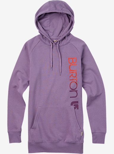 Burton Antidote Pullover Hoodie shown in Dusty Grape Heather