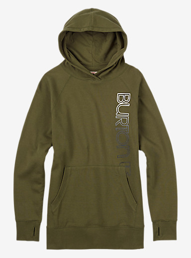 Burton Antidote Pullover Hoodie shown in Keef