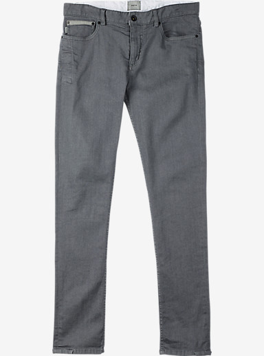 Burton B77 Skinny Denim Pant shown in Gray