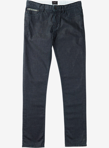 Burton B77 Skinny Denim Pant shown in Indigo Rinse
