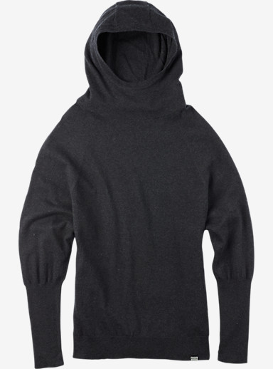 Burton Lexington Sweater shown in True Black Heather