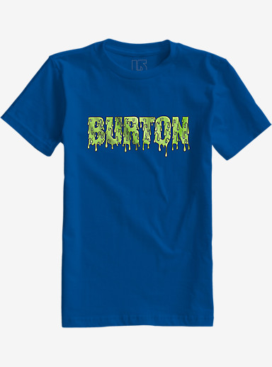 Burton Boys' Slime Short Sleeve T Shirt shown in Web